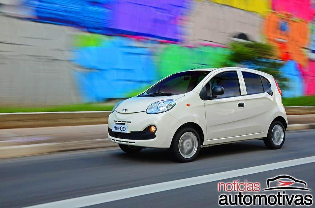CHERY-NEW-QQ-24-1 Quais os carros mais baratos do Brasil? | Idéias ...