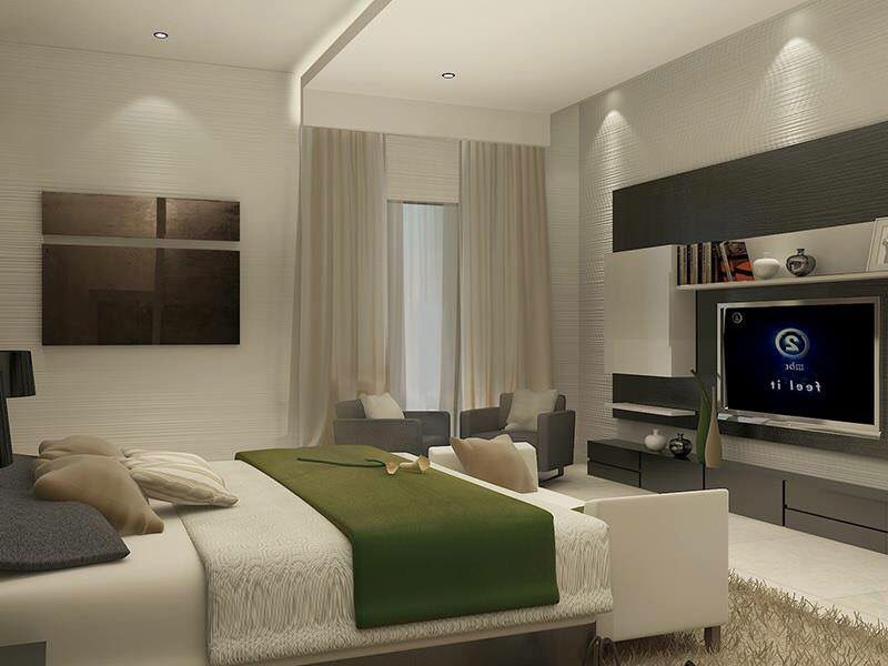 Ideal para habitaciones pequeñas! Decoración! Pinterest