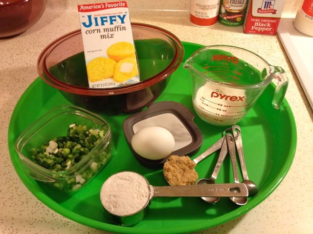 How To Make Hush Puppies With Jiffy Mix Hush Puppies Recipe Cooking Tv Hush Puppies