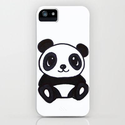 e6ff827d55b PANDA iPhone Case by Kian Krashesky - $35.00 | t e c h | Ipod cases ...