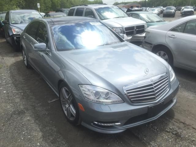 Mercedes Benz S550 4mati For Sale At Copart Autoauction With Vin