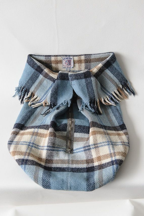 Curvon Wool Baby Bunting For Carriage Car Seat Winter Warm Baby