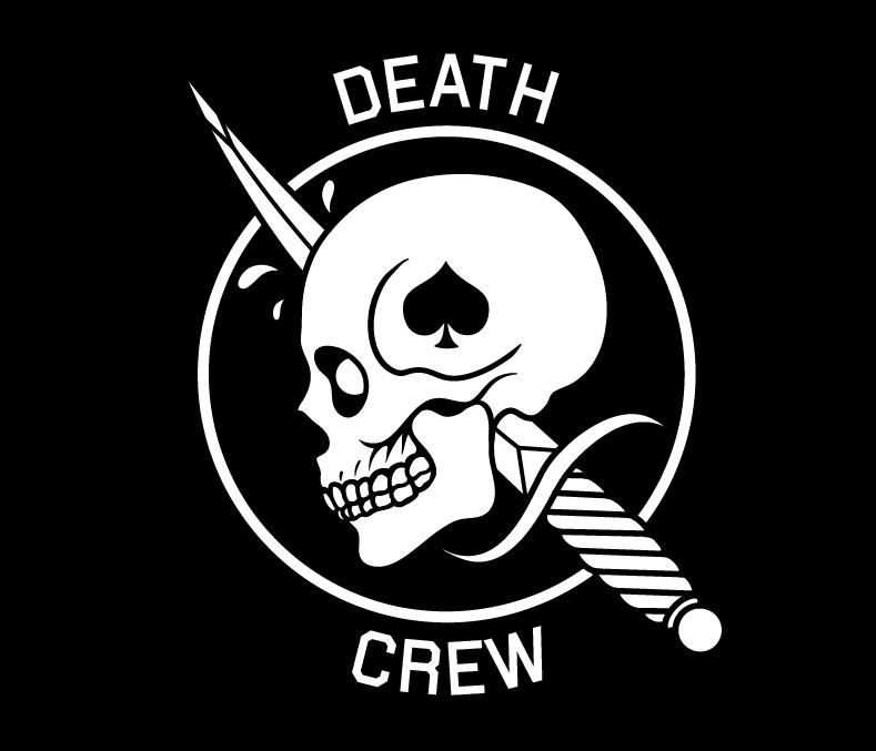Deathcrew Png 789 677 Doodle Illustration Skull Art Traditional Tattoo Old School