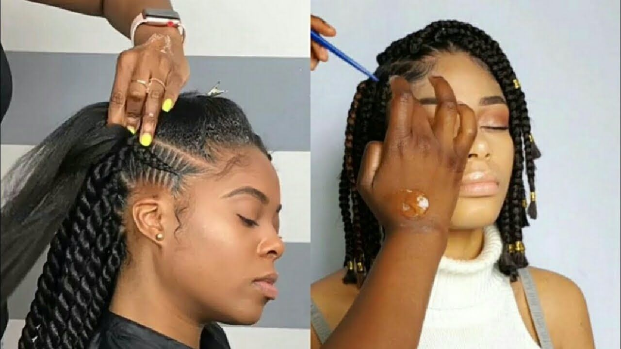 New Braids Compilations With Different Styles To ROCK