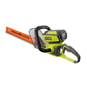 Ryobi 40 Volt Lithium Ion Cordless Hedge Trimmer Ry40610 At The Home