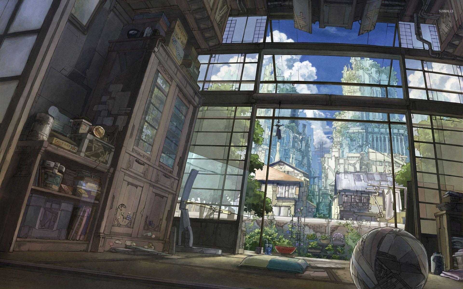 Trends For Anime Living Room Wallpaper in 2020 Anime