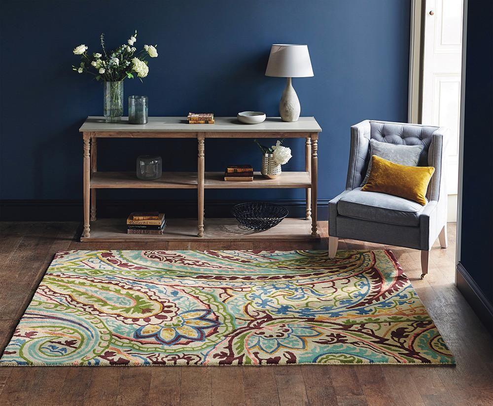 Kashmir rugs 46905 by sanderson in 2020 Rug design, Home