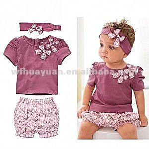 Baby Girls Little Lady Pink Gingham Frilly Romper Set with Hat ☆