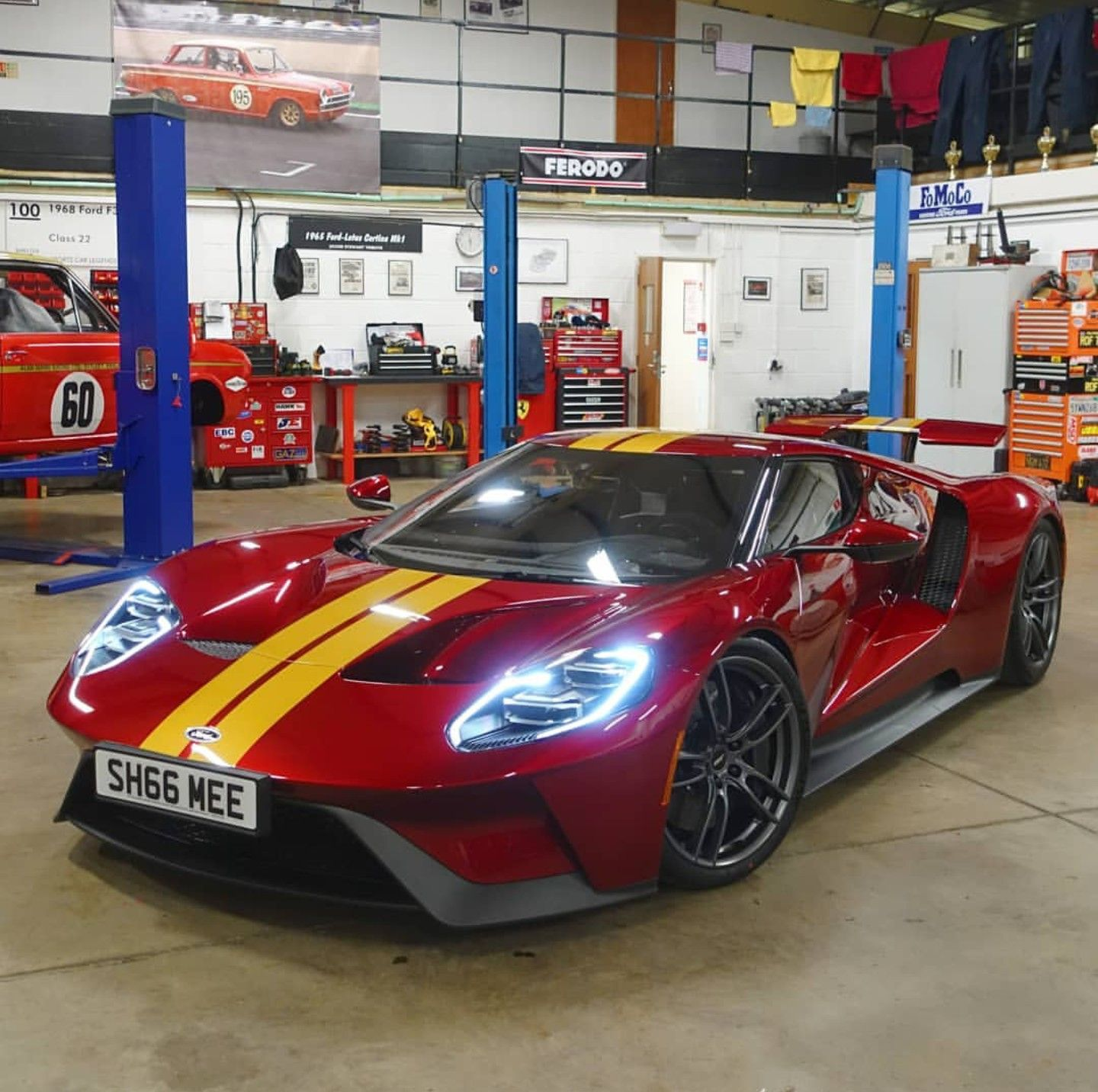 Bad Ass Ford Gt