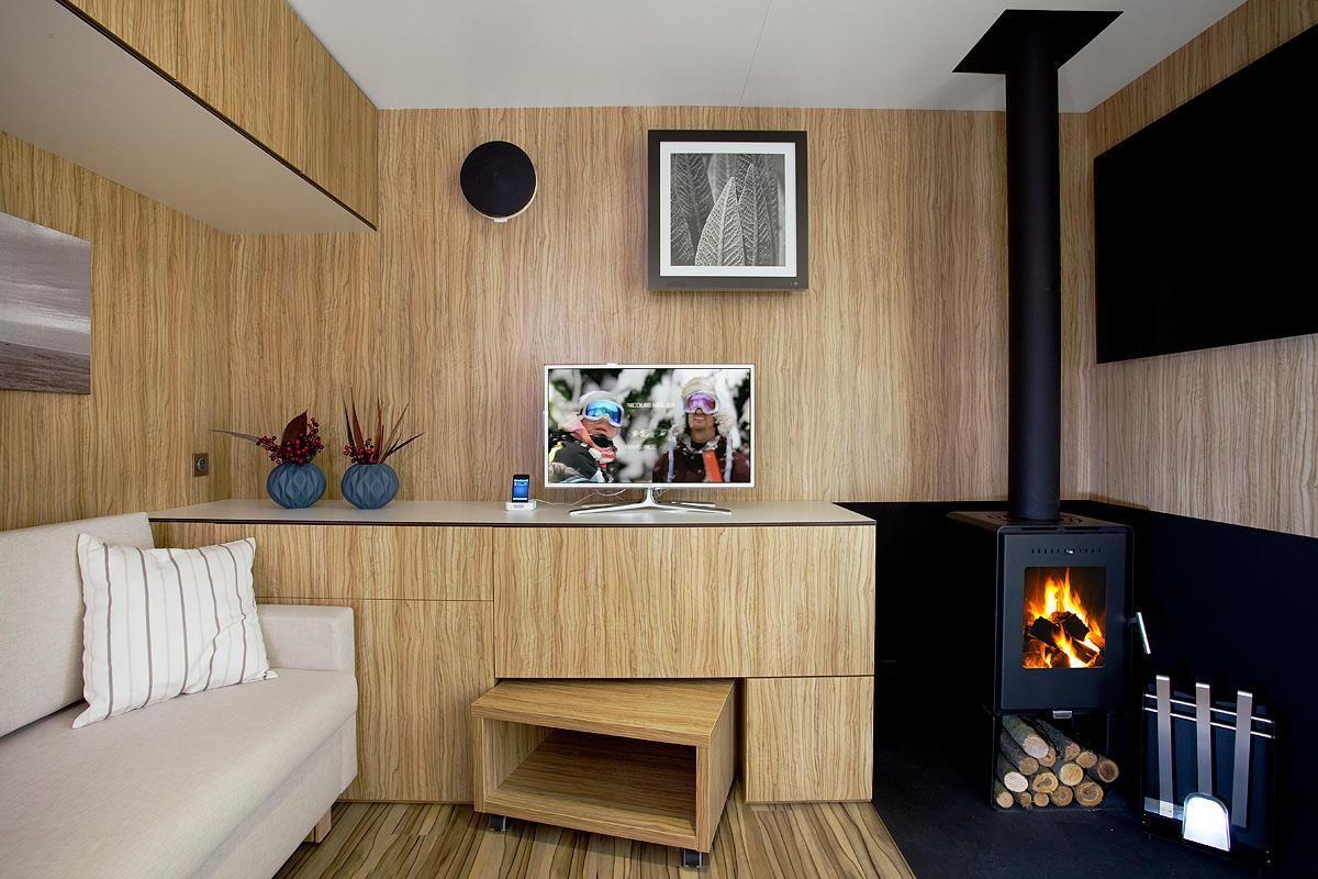 El Freedomky 2 PLUS Classic una pequea casa prefabricada de 1