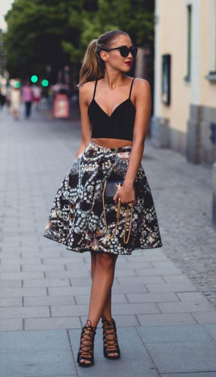 Robe de jour elegante