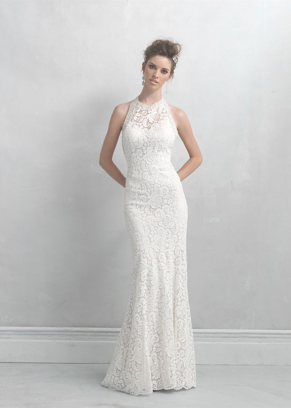 The Perfect Wedding Dress For The Bride Aspire Wedding Wedding Dresses Allure Bridal Wedding Dresses Lace