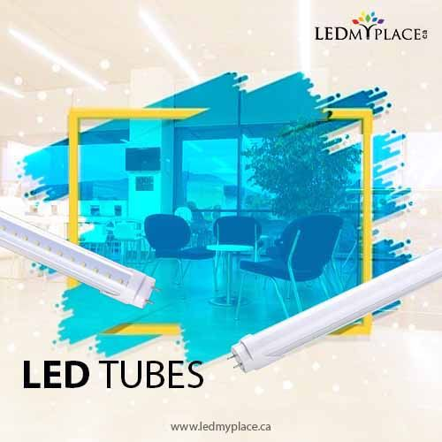 This LED Tube Light 5800 lumens 5000k Clear is consist of an