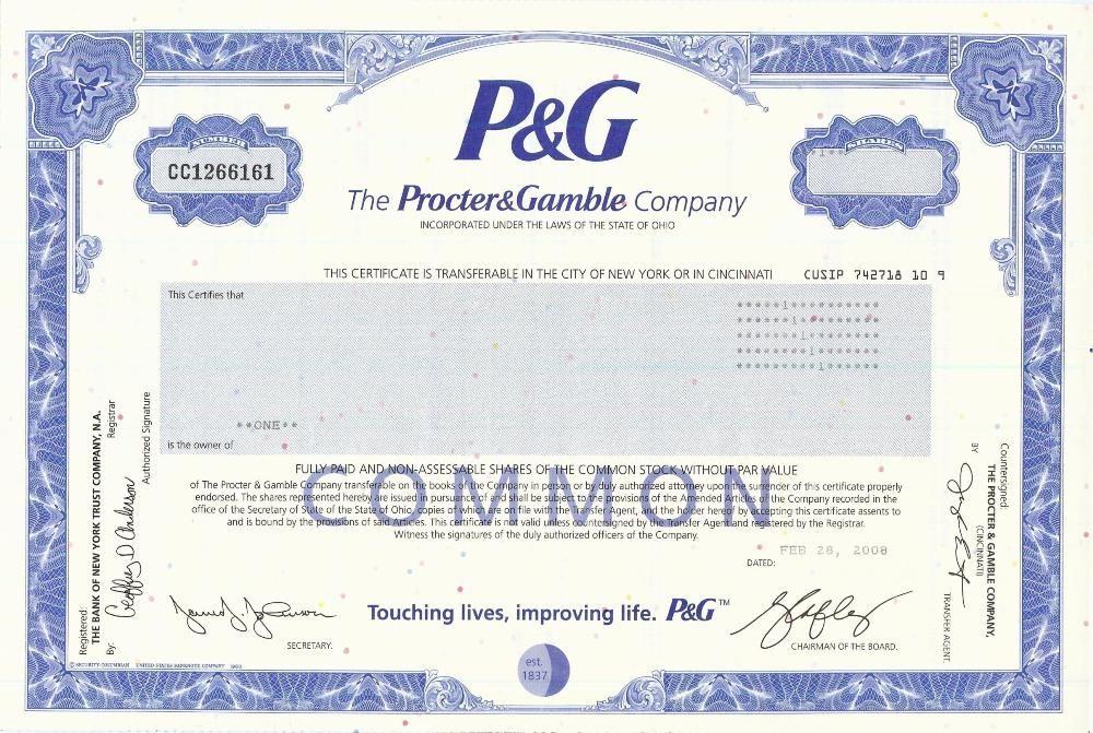 Sample Stock Certificate Engneforic