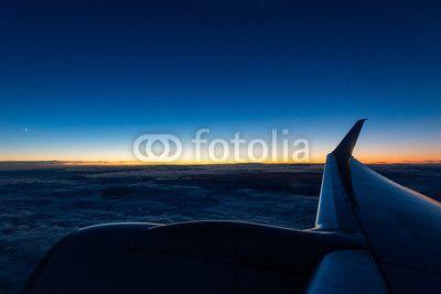 Über den Wolken - 128734429