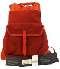 Resultado de imagen para wool backpack