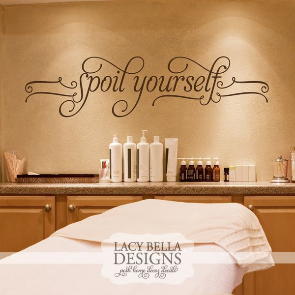 Spoil yourself this design can be found in our salon for A creative touch beauty salon