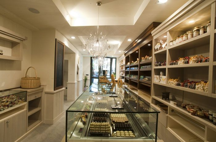 Exceptionnel Bakery Shop Interior Design