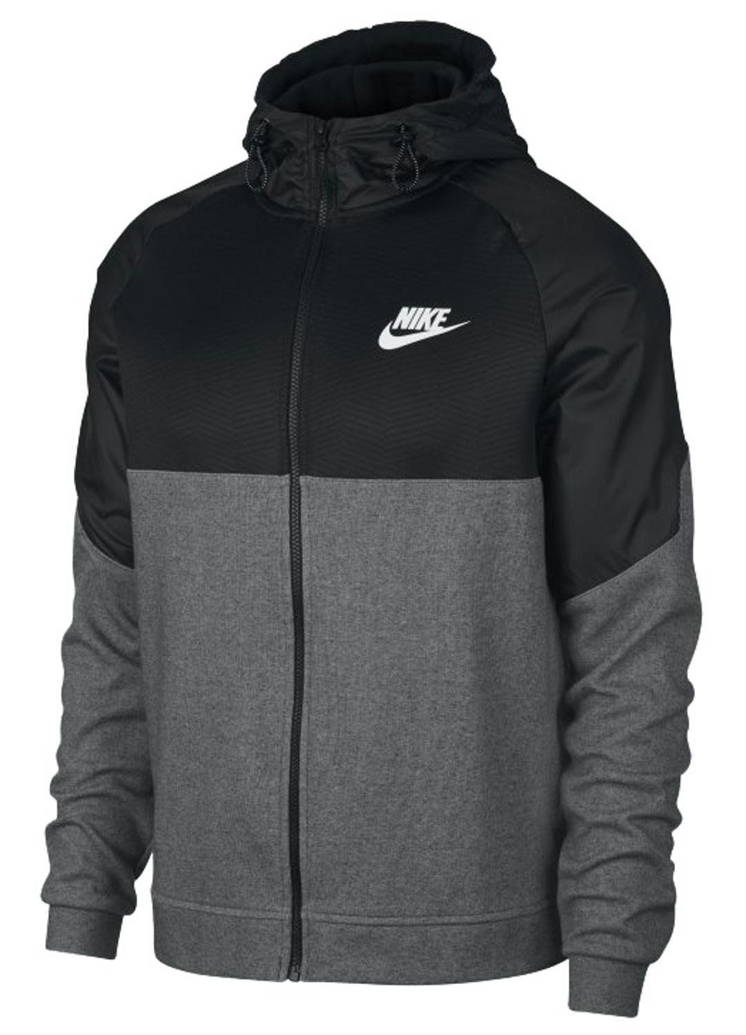 check out best choice exclusive shoes Nike Herren Sportswear Advance 15 Hoodie Fz Ssnl ...