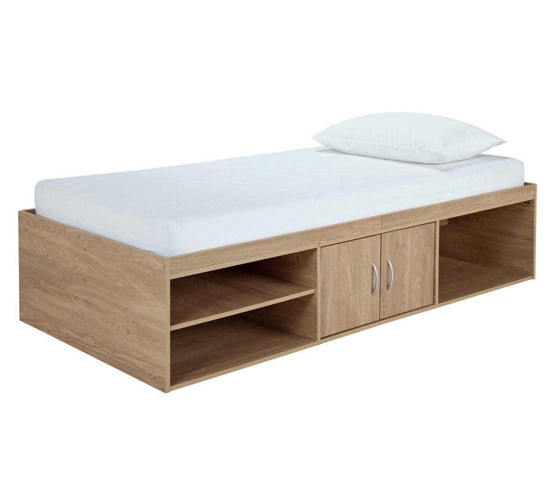 Buy Argos Home Freddie Oak Effect Cabin Bed Kids Beds Argos