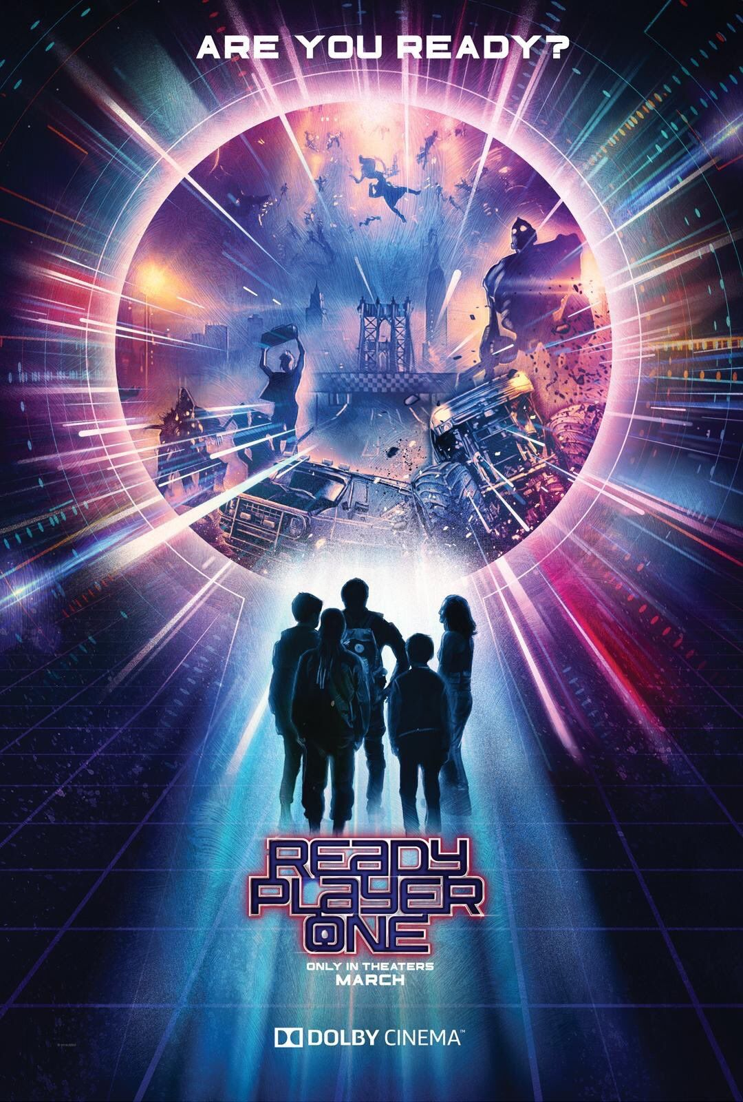 Ready Player One 2018 Ready Player One Movie Ready Player One