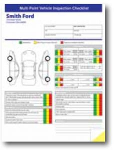 Custom MultiPoint Inspection Form Part  Minimum Quantity