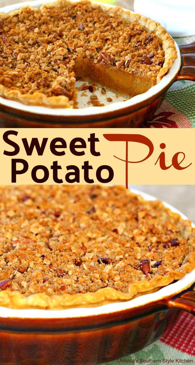 Photo of A Southern Classic Sweet Potato Pie