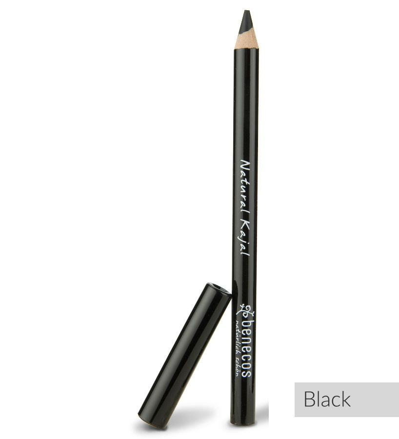 40faaf21517 Benecos Natural Kajal Eyeliner Pencil - 1.13g | Ethical Superstore  £3.95/All Natural Me/My Pure/TMBABW