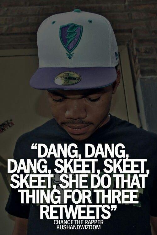 Chance the rapper Chance the rapper quotes, Rapper