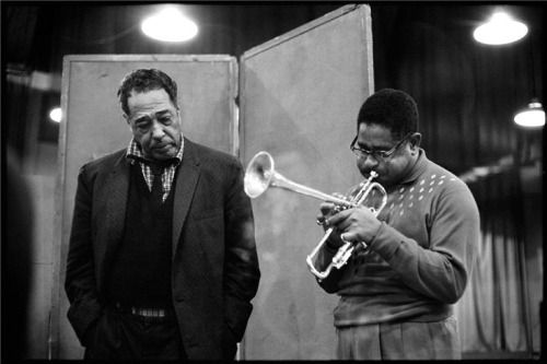 Duke Ellington & Dizzy Gillespie, New York, 1959