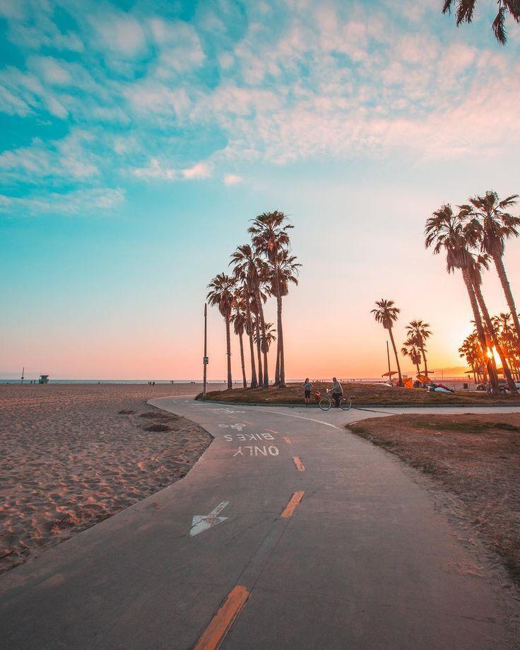 Photo of Gå rundt Venice Beach, Los Angeles, California. #visit California # reise # …