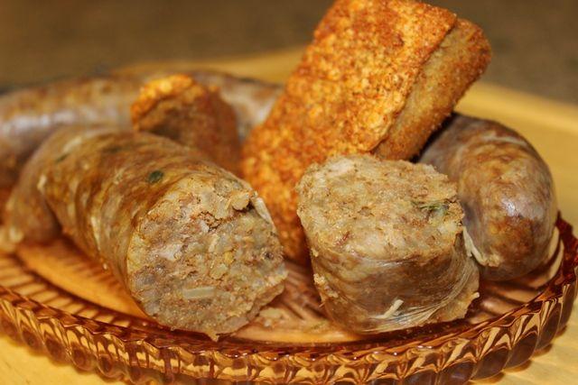 Classic Boudin (Boudoin) | RealCajunRecipes.com: la cuisine de maw-maw!