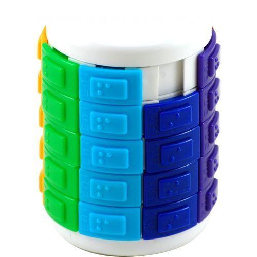 Eni Braille Puzzle, Bold Colors