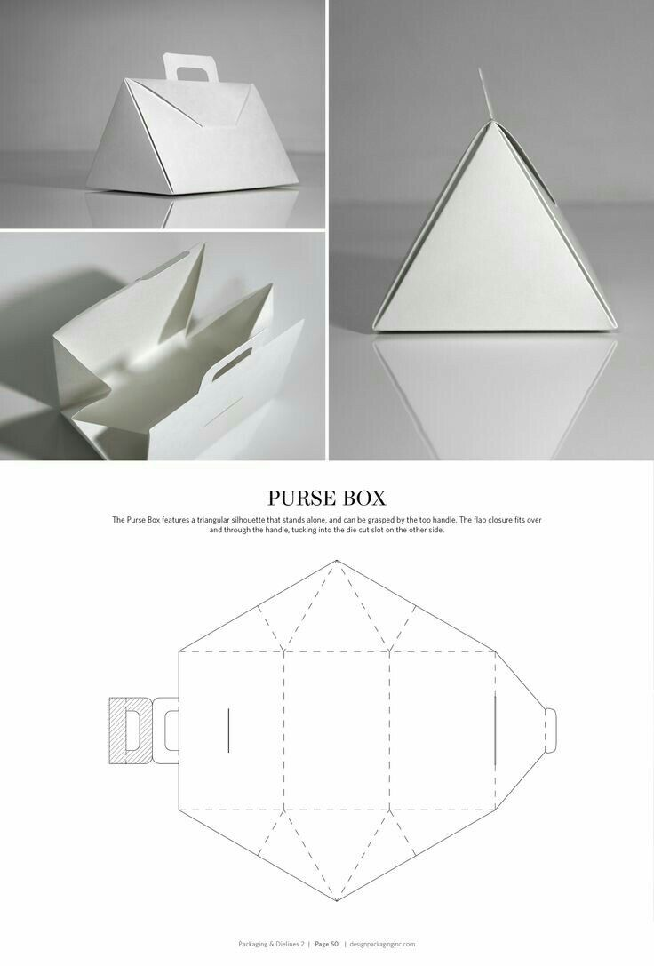 Pin by Bow Bunpahan on Package | Pinterest | Box, Origami and Template