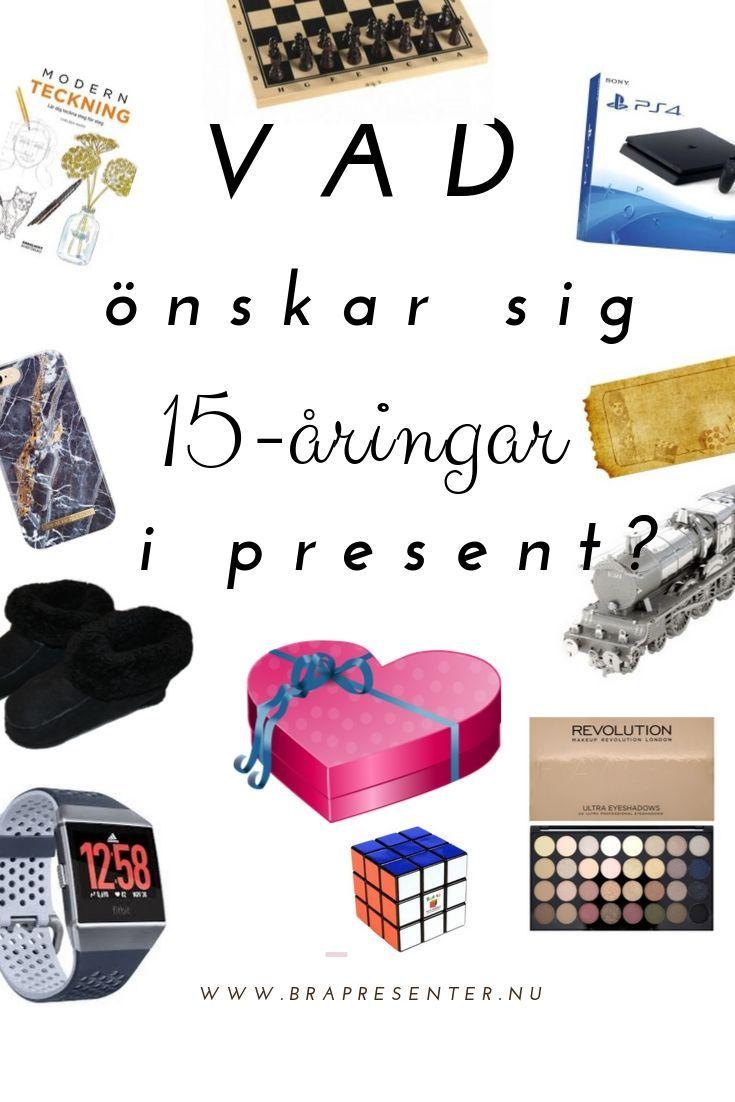 Present Till 14 Årig Kille