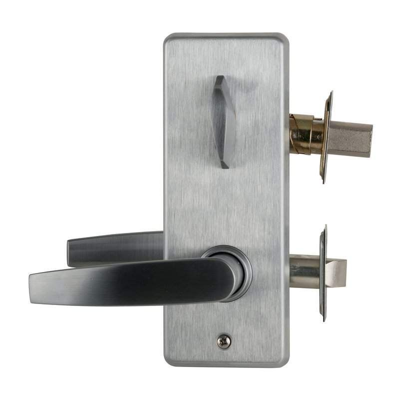 Schlage S210pd Jup Polished Brass Electronic Lock Lock Set