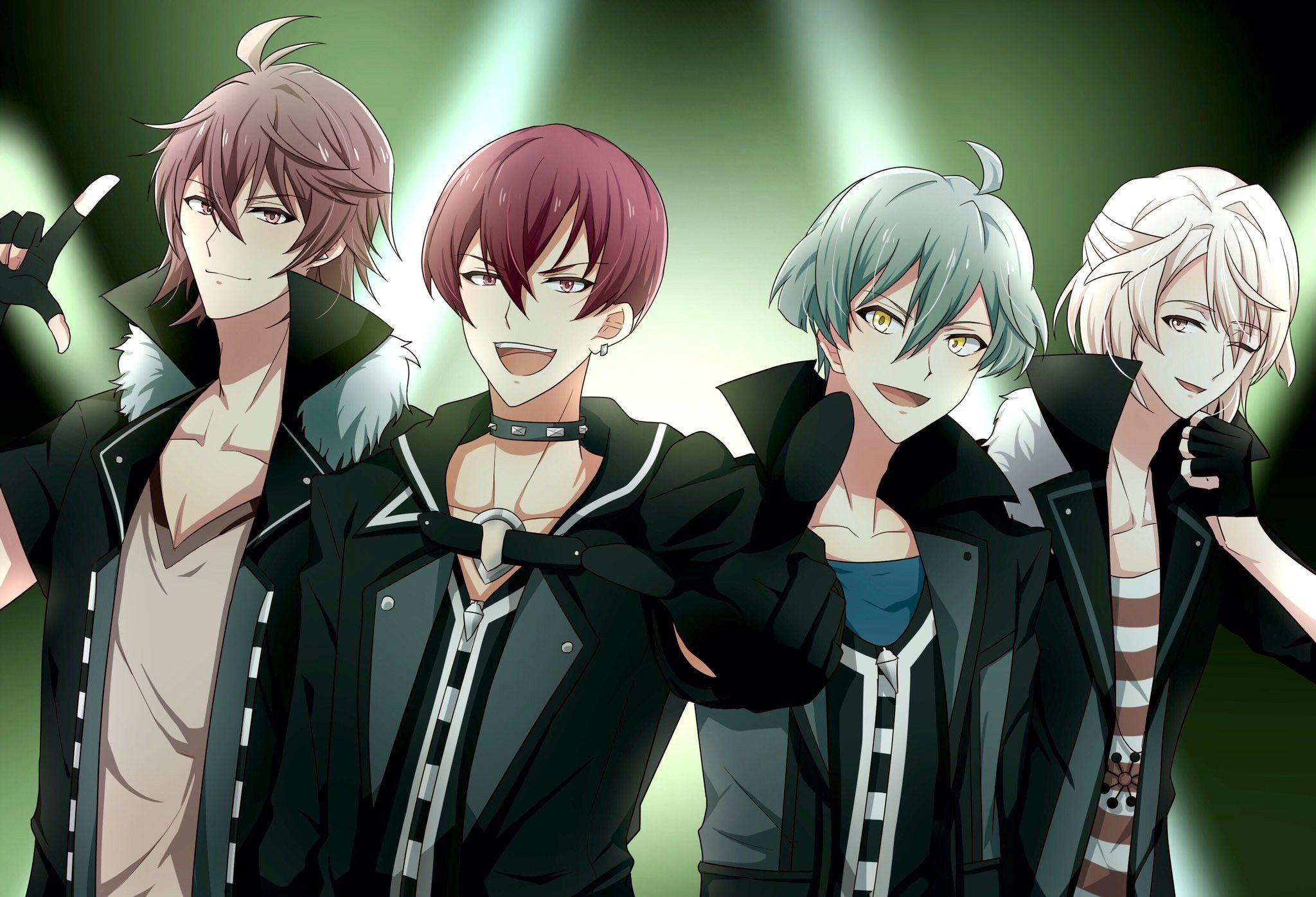 Twitter Mifa_inana Rhythm games, Slice of life, Anime
