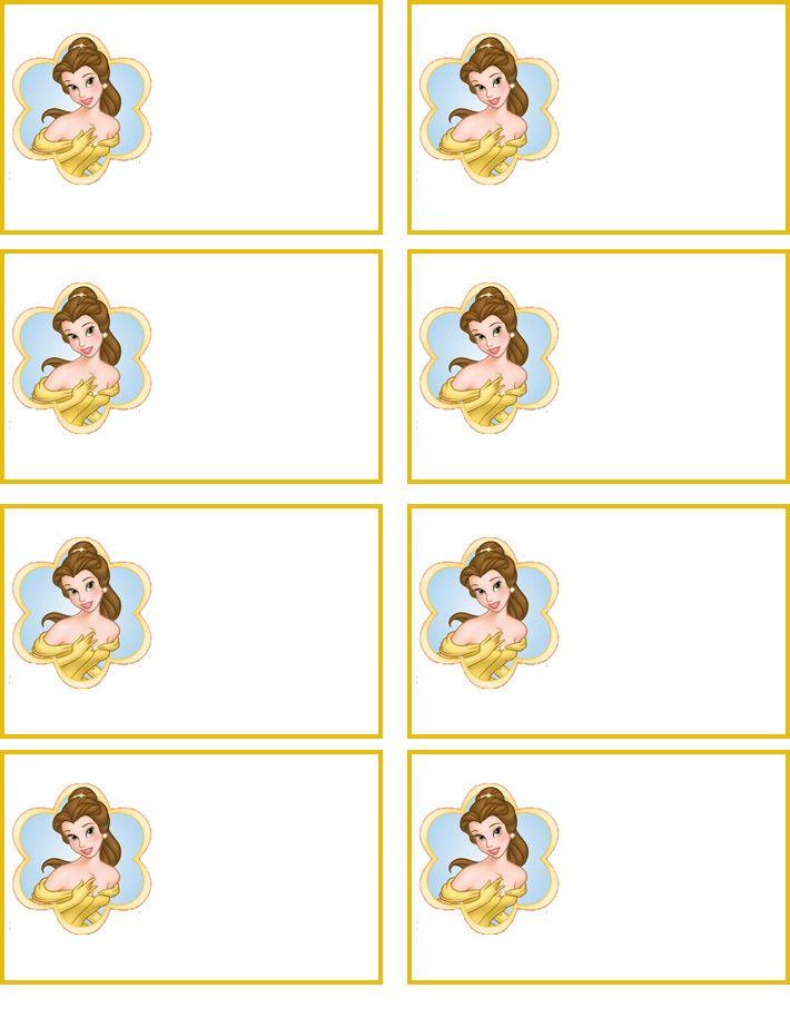 Cartooning The Ultimate Character Design Book Pdf Free : Free printable disney princess sleeping beauty name tags