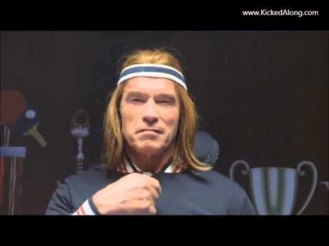Official Arnold Schwarzenegger Bud Light Super Bowl Ping
