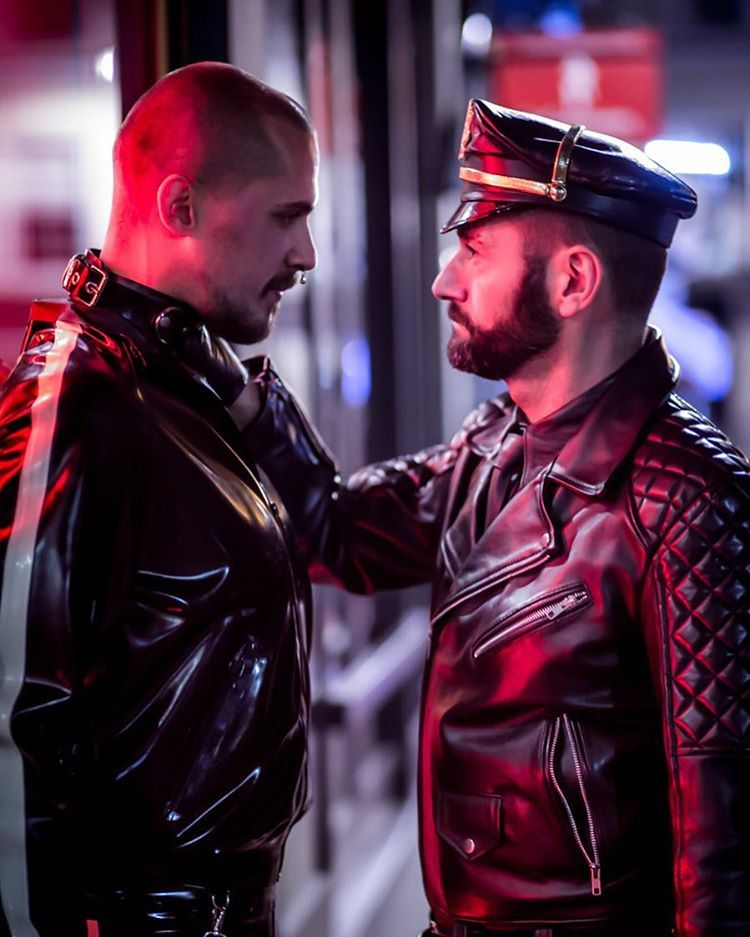 red light 1 on the day after the election of mr leather u k and