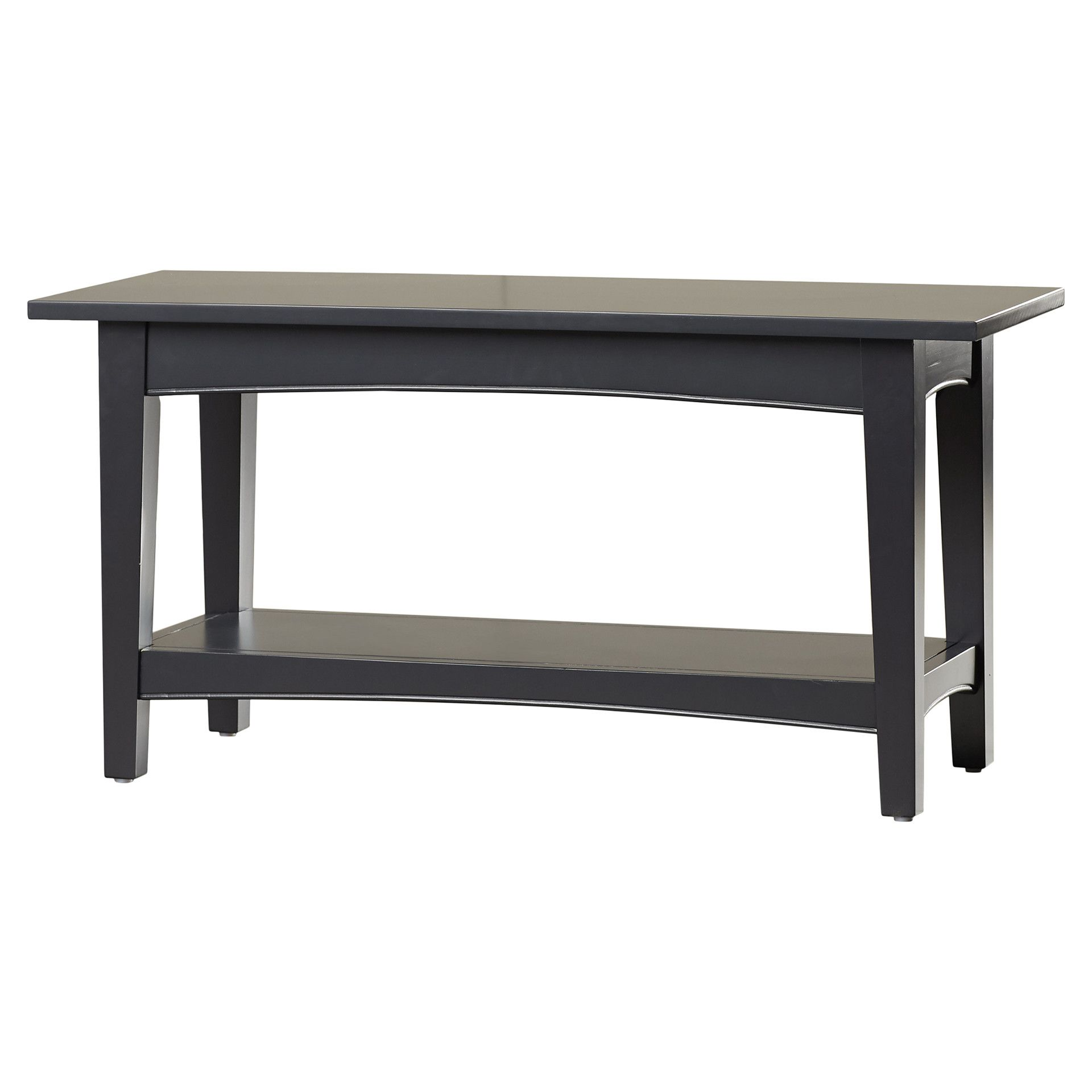Bel Air One Seat Bench Table