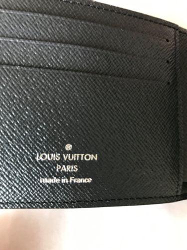 92a6e924bbc NWT-Louis-Vuitton-2017-Chapman-Brothers-Men-Bi-fold-Wallet