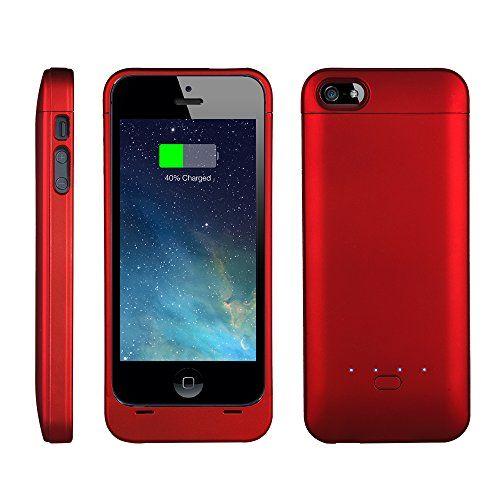 cool  Apple-Certified  EasyAcc® B5 MFi 2200mAh Ultraslim iPhone 5 5s ... 5e213a6f3
