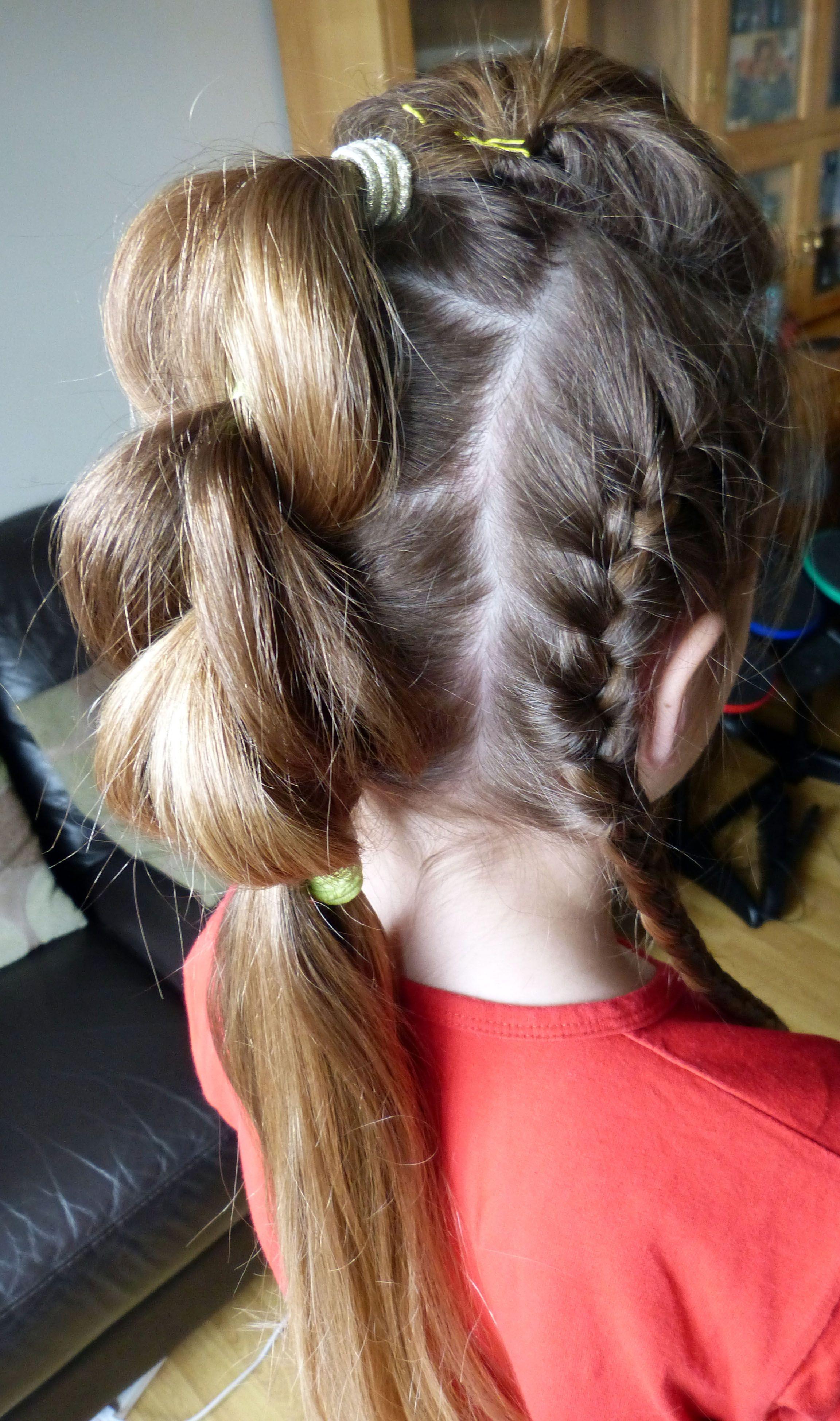 A pull through faux hawk cute hairstyles pinterest faux hawk