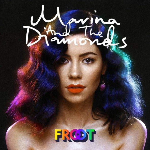 Marina-and-The-Diamonds - FROOT