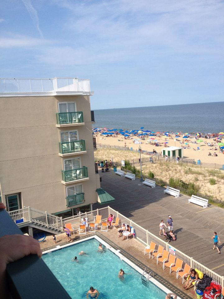 The Sands Hotel Rehoboth Beach DE