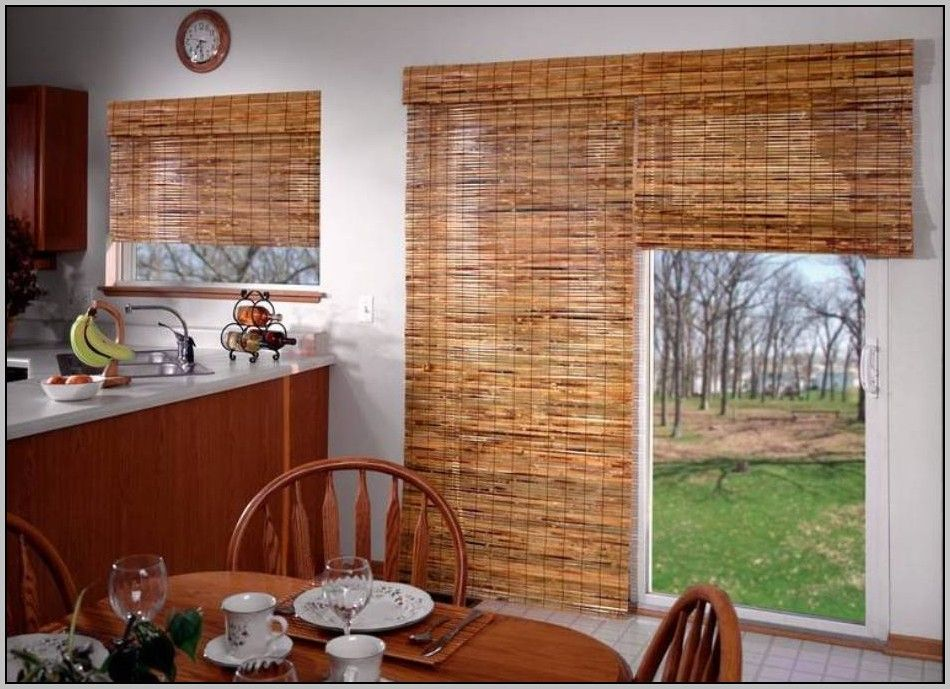 Image Result For Pictures Of Roman Shades On Sliding Glass Doors