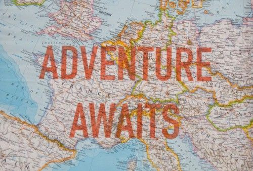Adventure Awaits / #travel
