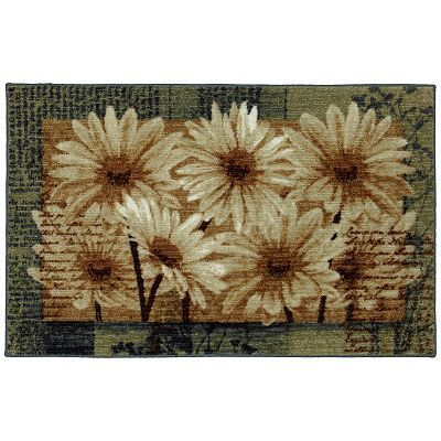 Mohawk Home Daisy Kitchen Rug Kitchen Rug Rugs Mohawk Home