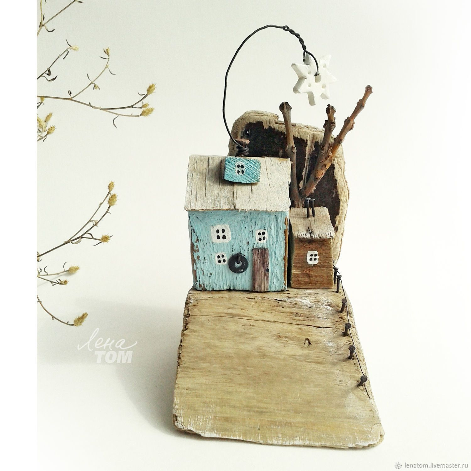 Pin von Lena Tom auf My driftwood-art, Handmade items | Pinterest ...